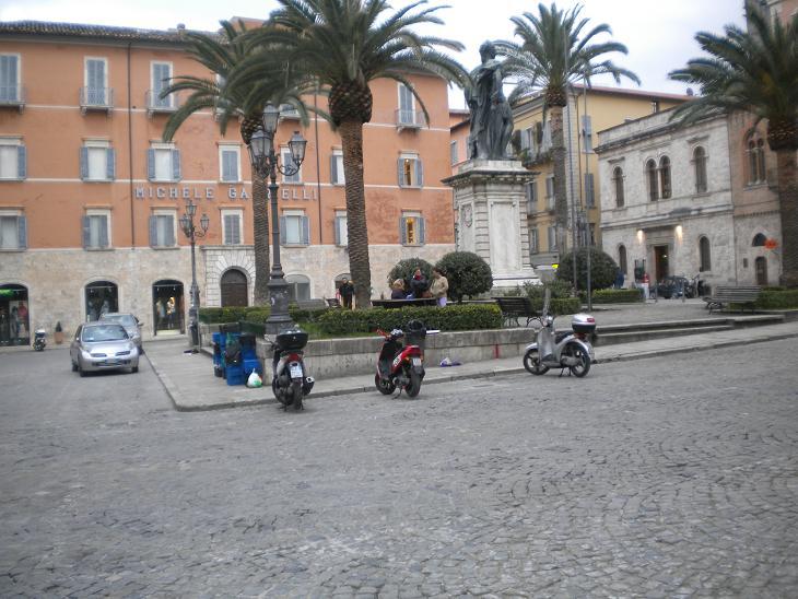 Centro Storico - Piazza Roma