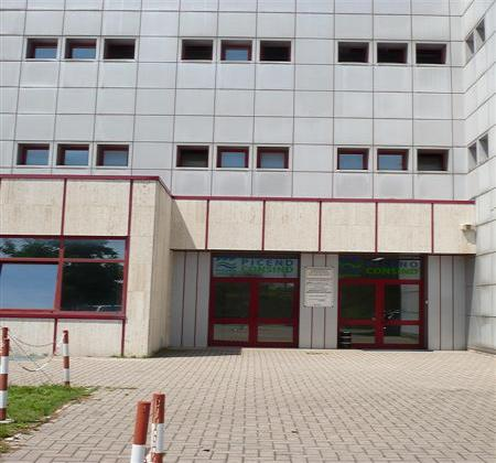 La sede del Piceno Consind
