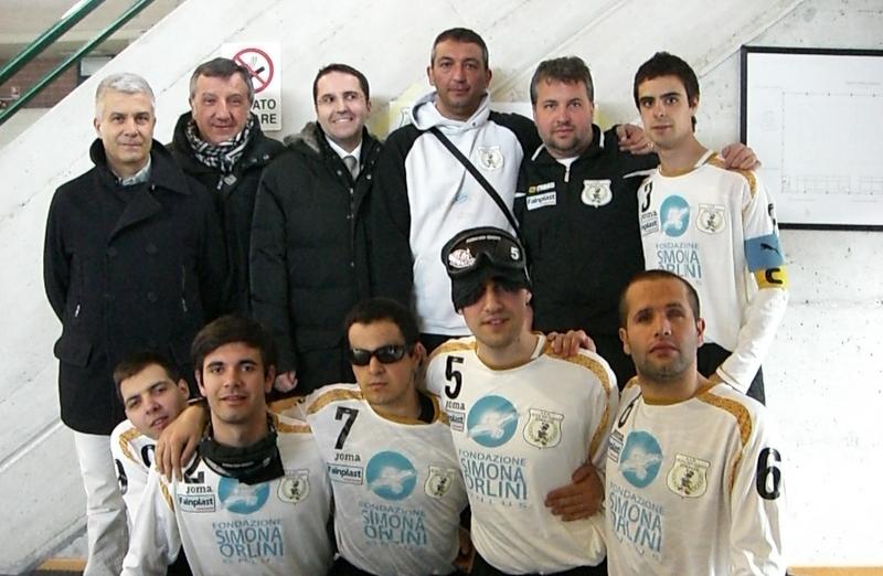 Squadra di torball di Ascoli
