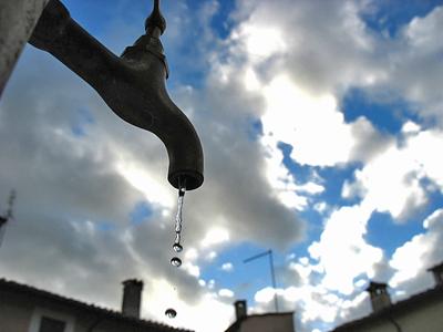 L'acqua è un bene prezioso