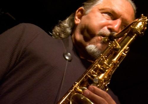 Il sassofonista Jerry Bergonzi