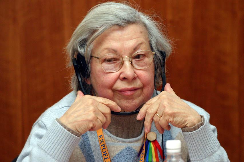 Lidia Menapace (www.expoelette.it)
