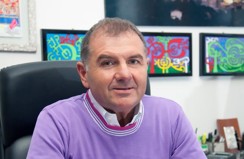 Emidio Mandozzi, consigliere provinciale del Pd