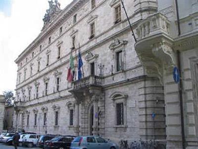 Palazzo San Filippo, sede della Provincia di Ascoli