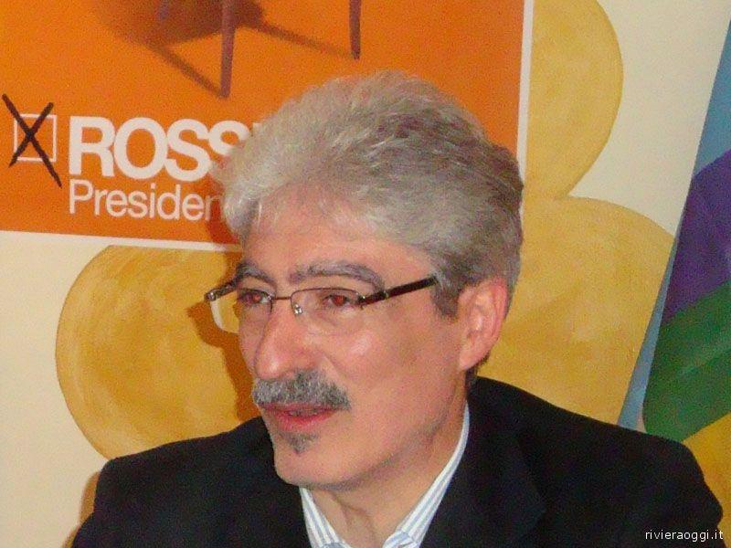 Il consigliere provinciale Massimo Rossi