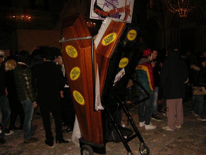 Carnevale di Ascoli, domenica 6 marzo 2011
