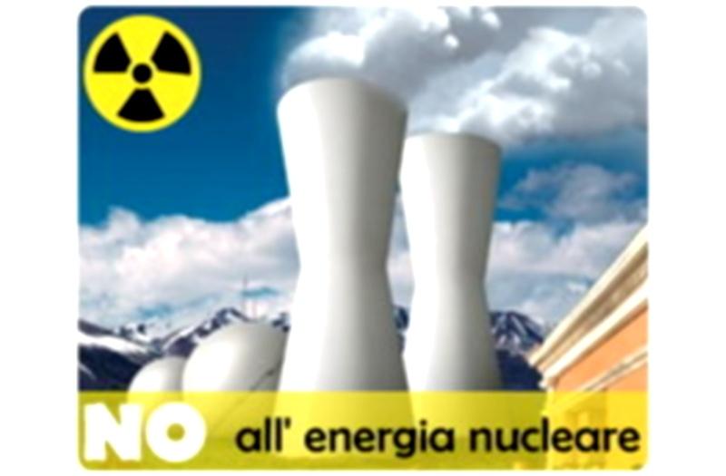 No al Nucleare (www.lospaziodellapolitica.com)