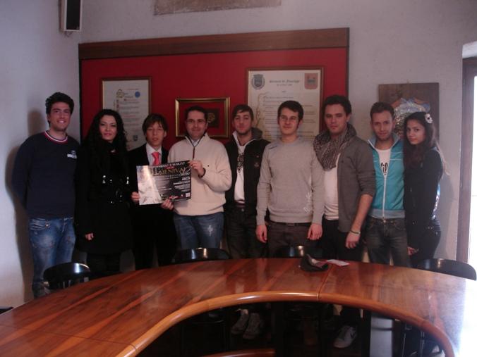 Presentazione del Carnevale 2011 di Monterocco