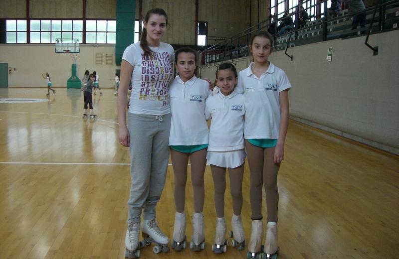 Sara Straccia, Elisa De Angelis, Sophie De Angelis, Giulia Ricci