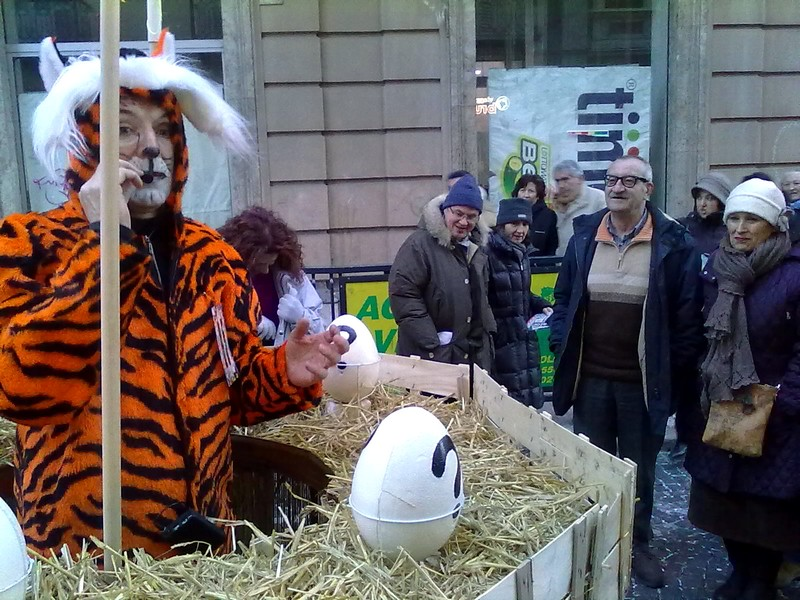 Carnevale di Ascoli 2011, Martedì Grasso: la fotogallery di Piceno Oggi