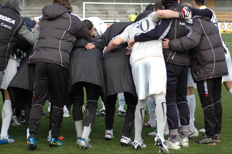 Ascoli-Atalanta, i bianconeri cercano la concentrazione prima del match (foto Giammusso)