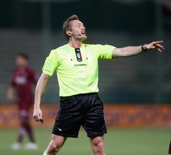 Arbitro Emiliano Gallione - (Calciomercato.it)