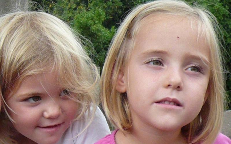 Le gemelline scomparse Livia e Alessia Schepp