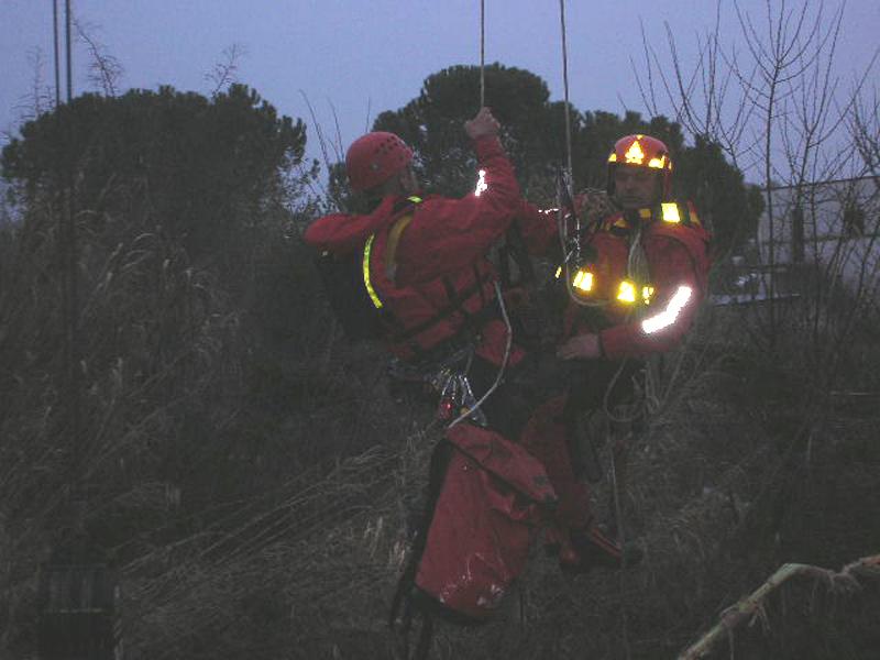 vigili del fuoco in azione 10