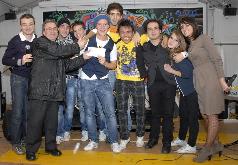 19-MusicHope 2010-Gruppo vincente