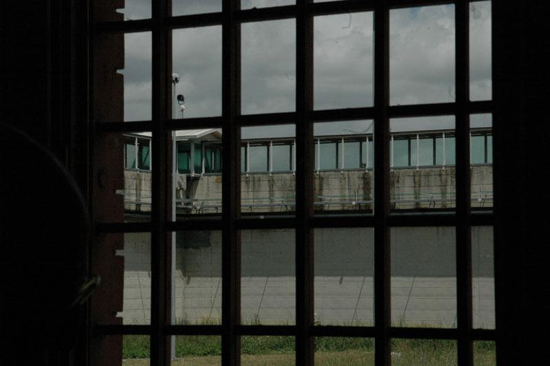 Il carcere di Marino del Tronto (foto Troiani)