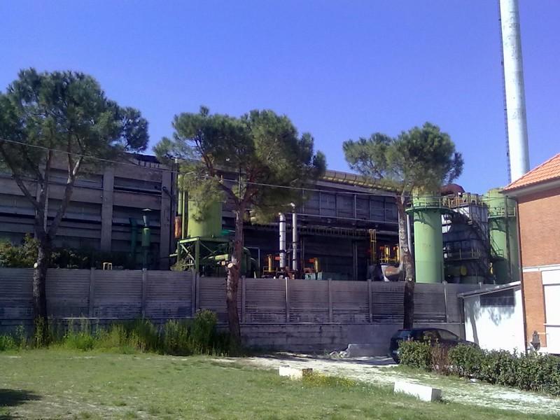 La ex Sgl Carbon di Ascoli Piceno