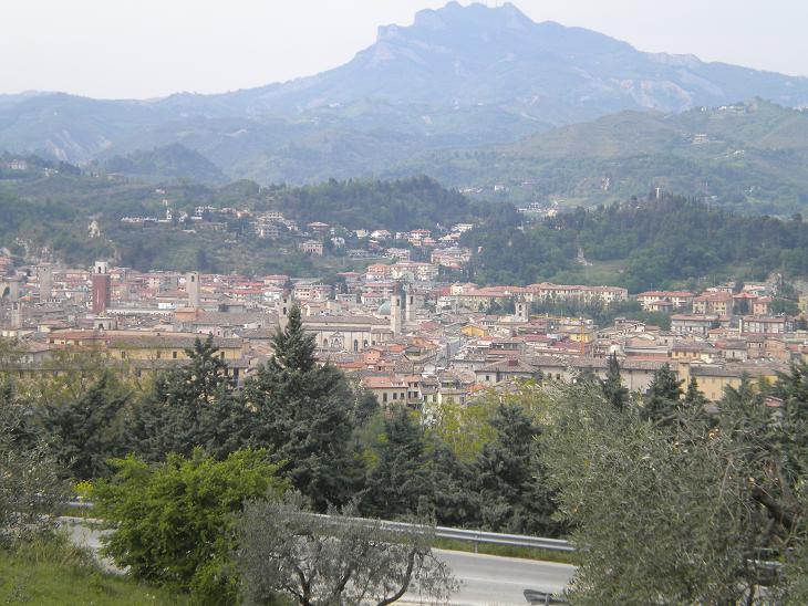 Ascoli- Centro storico