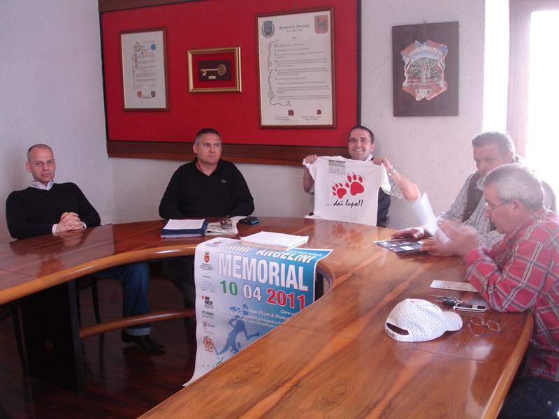 L'assessore Brugni presenta la 19esima edizione del Memorial Angelini