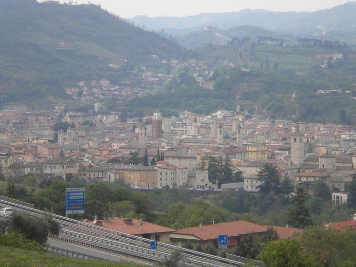 Centro storico - Ascoli