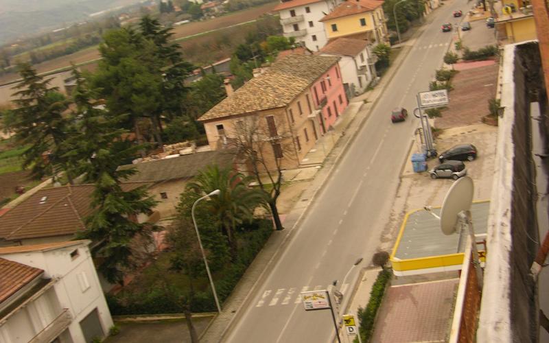 La Salaria a Stella di Monsampolo, la strada che unisce costa a collina e Appennini