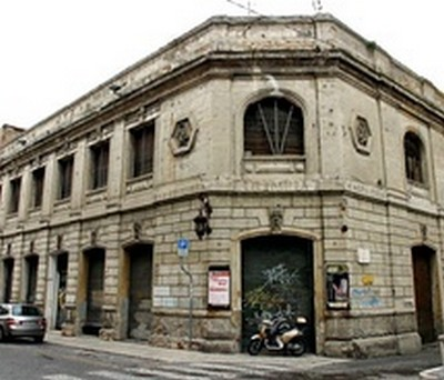 L'ex cinema Olimpia di Ascoli