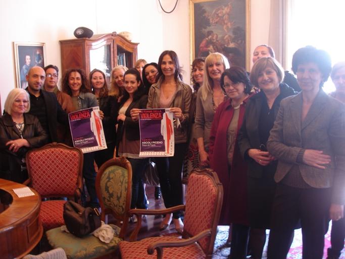 L'assessore Donatella Ferretti presenta l'iniziativa Le forme della Violenza