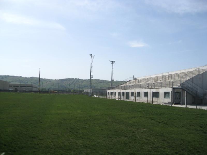 Il nuovo campo sportivo di Stella di Monsampolo