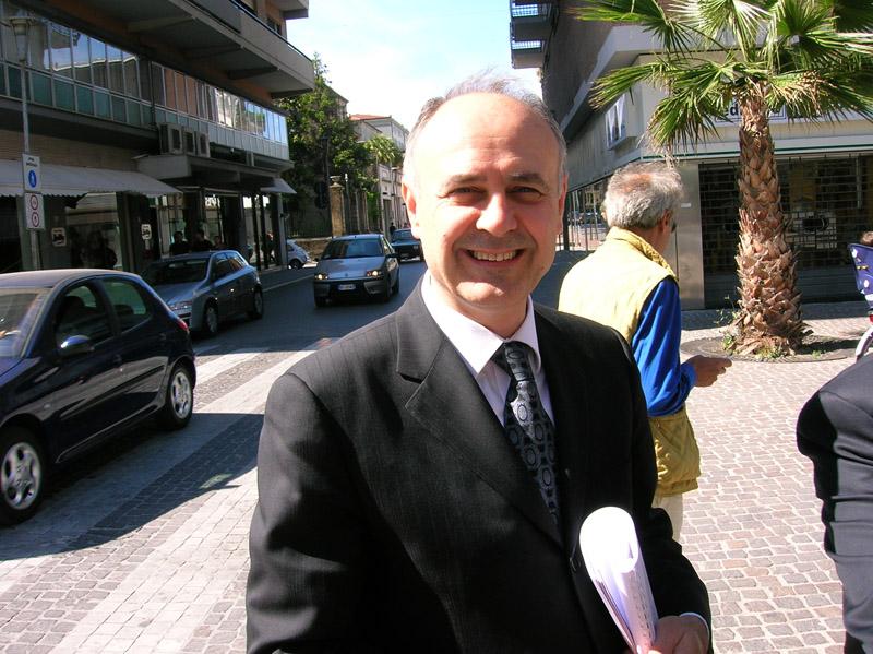 Remigio Ceroni (foto d'archivio)