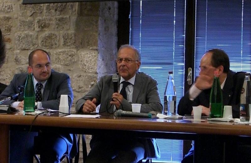 Guido Castelli, Bruno Bucciarelli, Antonino Minicuci