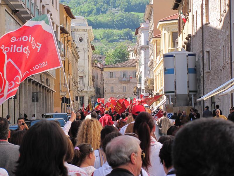 Piceno senza lavoro: la Cgil alza la voce: la manifestazione ad Ascoli venerdì 6 maggio