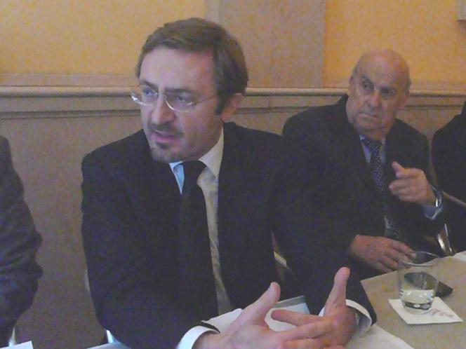 Vincenzo Marini Marini, presidente della Fondazione carisap