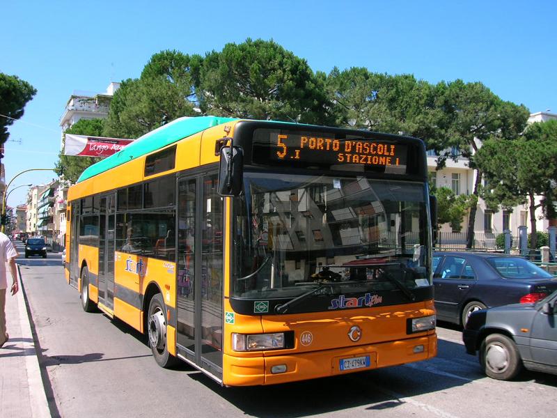 Un autobus della Start