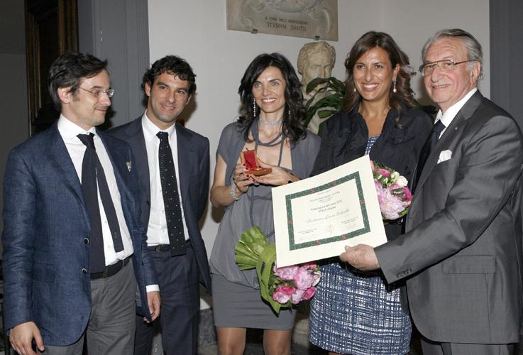 Premio Marchigiano dell'anno: Barbara e Laura Gabrielli