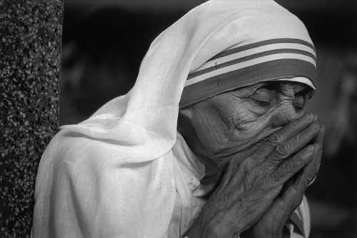 Madre Teresa di Calcutta (foto da mistica.info)
