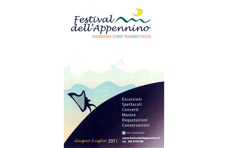 Programma colto e denso di amore per la montagna, quello del prossimo Festival dell'Appennino