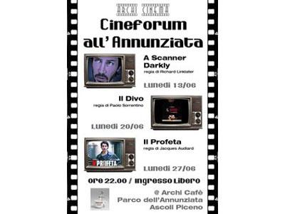 Cineforum all'Archicaffè dell'Annunziata