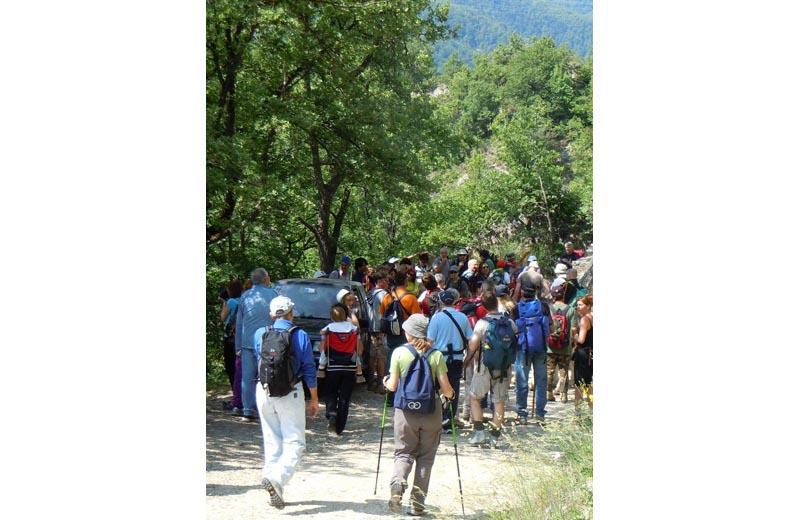 Talvacchia-Cervara: un viaggio nella storia, con il Festival dell'Appennino