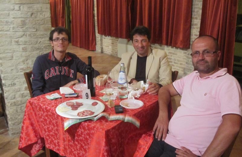 Presentazione Estate Offidana Simone Corradetti,Marcello Camela e Marco Lanciotti