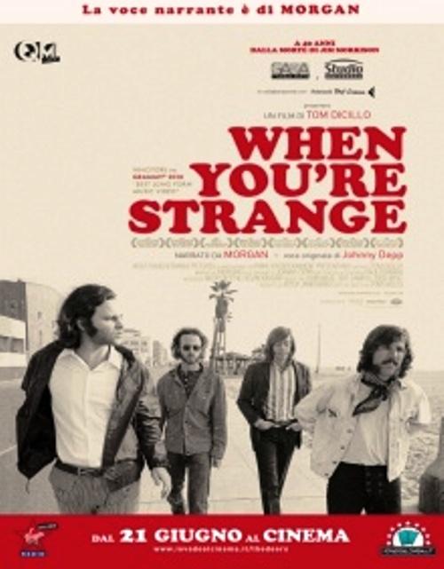 When you're strange, il nuovo film sulla storia dei Doors