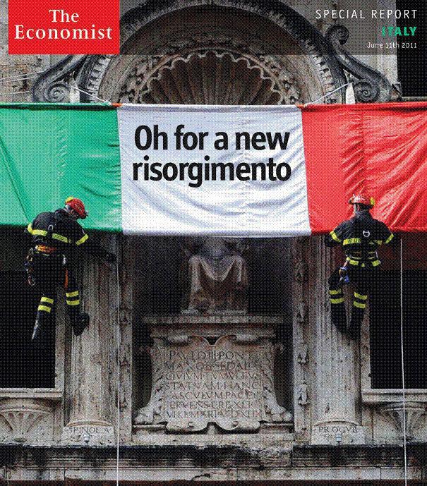 L'inserto dell'Economist