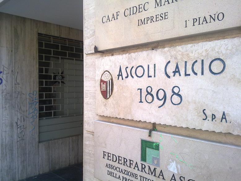 Ascoli Calcio, ennesima penalizzazione