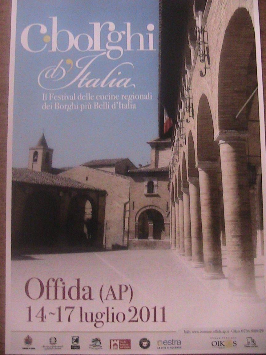 CiBorghi d'Italia ad Offida