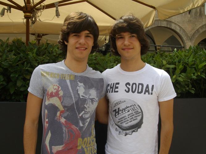 Eraldo e Giuseppe Di Stefano