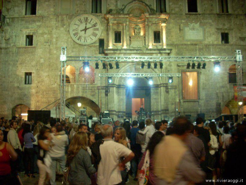 Notte bianca di Ascoli