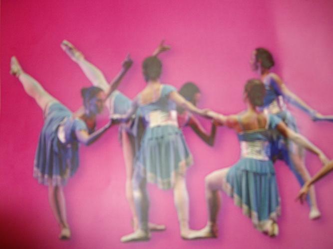 allieve del Centro Danza Caterina Ricci
