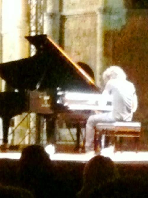Giovanni Allevi concerto Alien tour ad Ascoli Piceno