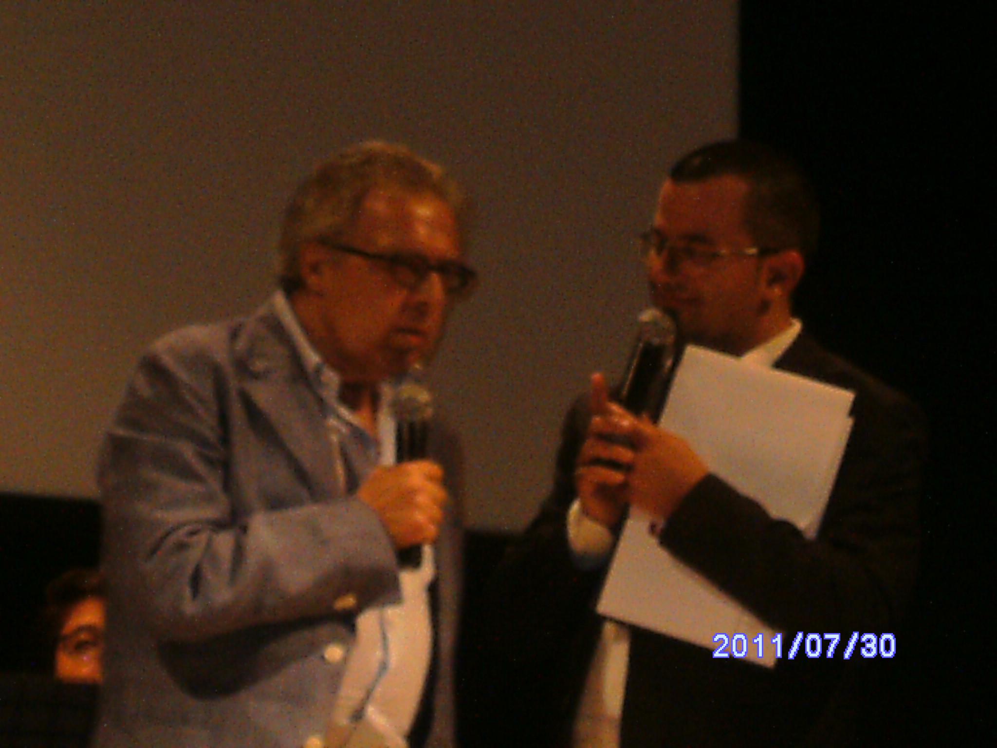 Pino Scaccia, Luca Sestili