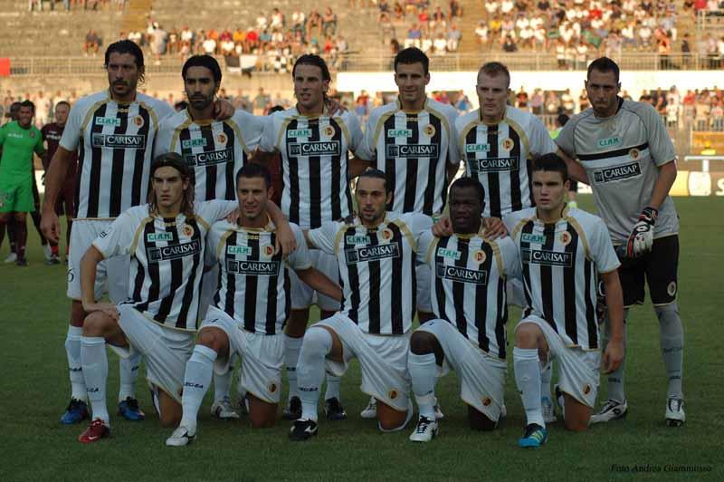 Ascoli-Torino, la formazione bianconera (foto Andrea Giammusso)