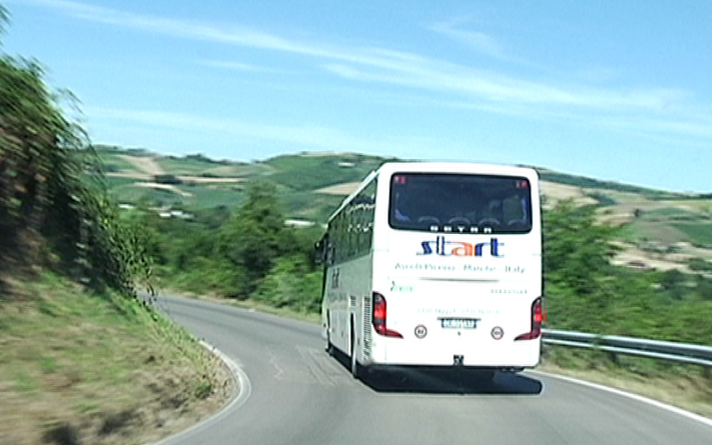 Un autobus Start